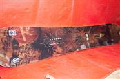 2015 Rossignol Templar Magtek Snowboard 155cm